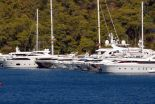 Yacht in Gocek