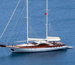 yacht charter gocek master