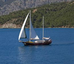 yachts charter gocek