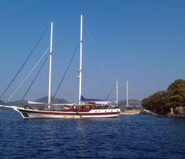 yachts charter gocek master
