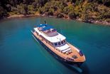 Luxury Motor yacht Charter Gocek